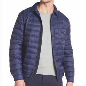 Slate & Stone Mens Lightweight Quilted Down Jacket